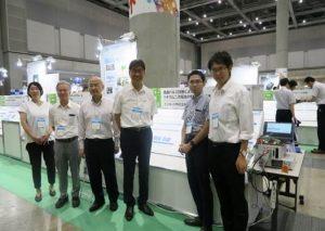 イノベーションジャパン2018 エンネットブース